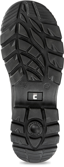 Vysoká obuv RAVEN XT S3 SRC poloholeň