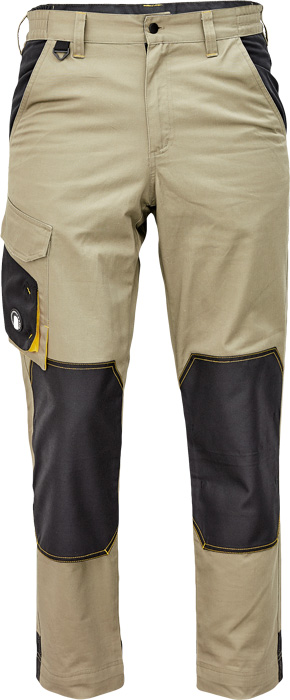 Nohavice do pása,Nohavice s náprsenkou CREMORNE nohavice