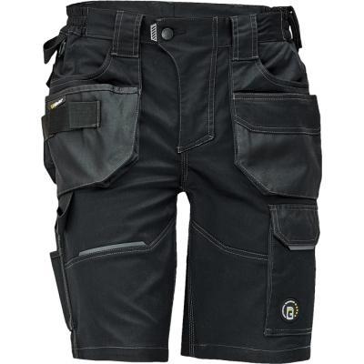 Nohavice do pása,Nohavice s náprsenkou DAYBORO šortky