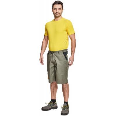Nohavice do pása,Nohavice s náprsenkou CREMORNE šortky