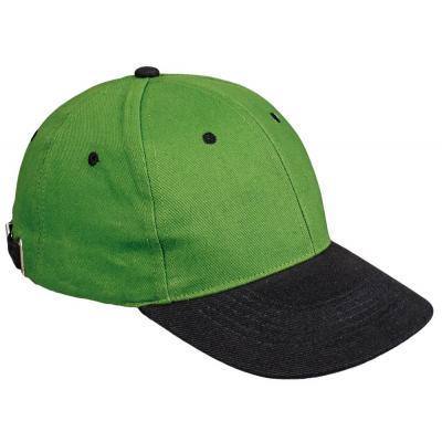 Čiapky, šiltovky STANMORE zelená čiapka