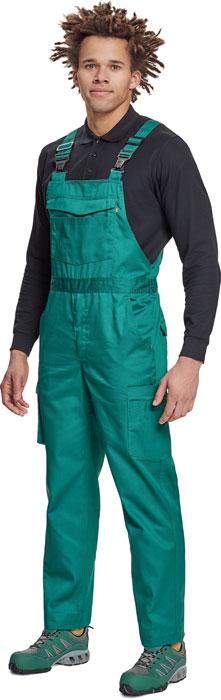 Nohavice snáprsenkou TELDE nohavice náprsenka