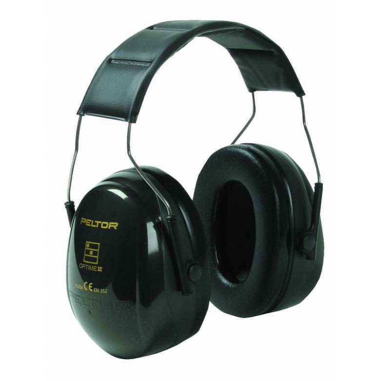 Slúchadlá H520A-407-GQ OPTIME II SNR 31 dB