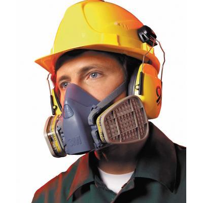 Polomasky 3M 7501-S, 7502-M, 7503-L halfmask