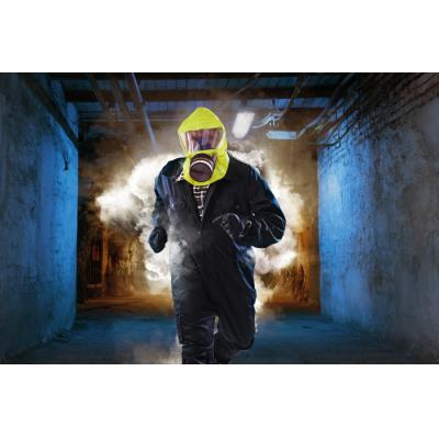 Masky SR 77-3 SMOKE/CHEM ESCAPE HOOD portable