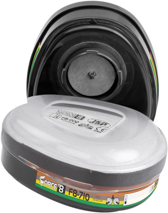 Filtre ABEK1 P2 filter for JSP FORCE™ 8 and FORCE™ 10 TYPHOON™