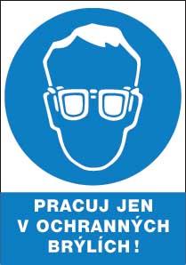 Ďalšie 12206 T.Pracuj jen v ochr.brýlích