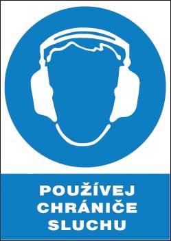 Ďalšie 12223 T.použ.chrániče sluchu